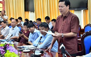 Chính thức đề nghị cách chức ông Trương Quý Dương, Giám đốc bệnh viện Đa khoa Hòa Bình.