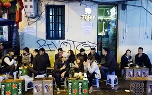 Thị trường bia Việt Nam đang là tầm ngắm của nhiều hãng bia trên thế giới. Ảnh: Bloomberg