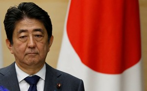 Thủ tướng Shinzo Abe - Ảnh: Reuters