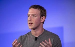 Nhà sáng lập kiêm CEO Facebook - Mark Zuckerberg. Ảnh: Bloomberg