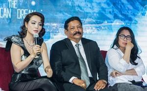 Mai Thu Huyền tuyên bố thuê du thuyền, máy bay quay phim ở Mỹ