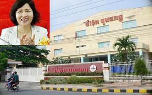 """Trong kỳ công khai nửa đầu năm 2017, Bóng đèn Điện Quang chỉ cung cấp… """"bản che"""" sở hữu cổ phần tại doanh nghiệp"""