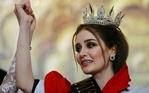 Hình ảnh của tân hoa hậu trong ngày đăng quang. Ảnh: Miss.