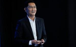 Ông Ma Huateng, CEO của tập đoàn Tencent. Ảnh: Forbes.