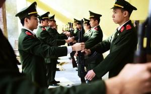 Làm thế nào để được tuyển vào lính nghĩa vụ công an?