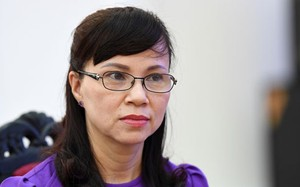 Vụ trưởng Giáo dục Đại học Nguyễn Thị Kim Phụng.