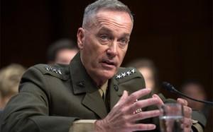 Tướng Mỹ Joseph Dunford. (Ảnh: Washington Times)