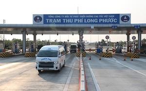 Cao tốc TP HCM - Long Thành - Dầu Giây sẽ thu phí không dừng từ tuần sau.