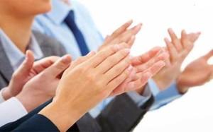 Những lợi ích tuyệt vời khi vỗ tay