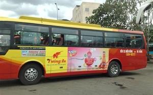 TP.HCM sẽ thu 200 tỷ từ quảng cáo trên 2.000 xe buýt