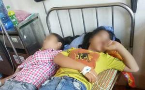 Các nạn nhân bị ngộ độc đang được điều trị tích cực tại Bệnh viện đa khoa huyện Sông Mã.