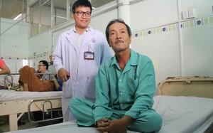 Người bệnh được các bác sĩ Trưng Vương cứu sống khi đang chuẩn bị lo hậu sự