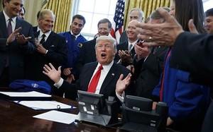 Tổng thống Trump thúc đẩy Mỹ phát triển nghiên cứu không gian vũ trụ