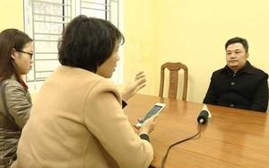 Ông chủ công ty đa cấp Liên Kết Việt sau khi bị bắt vì tội lừa đảo