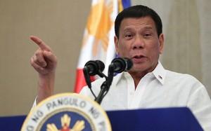 ổng thống Rodrigo Duterte.