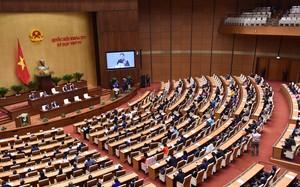 Bế mạc Kỳ họp thứ 4, Quốc hội khóa XIV