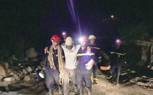 Đà Nẵng: Giải cứu thành công du khách chơi dù lượn rơi xuống rừng