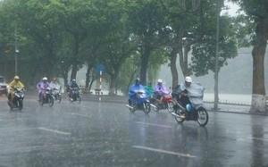 Thời tiết ngày 13/8: Miền Bắc xuất hiện mưa rào, miền Trung tiếp tục nắng nóng
