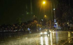 Thời tiết ngày 13/8: Bắc Bộ xuất hiện mưa dông vào sáng sớm và chiều tối