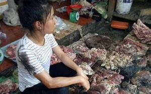 Vụ hắt dầu luyn vào phản thịt lợn: 2 bị cáo bị xử 18 tháng tù