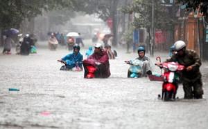 Thời tiết ngày 19/8: Mưa lớn khắp Tây Nguyên và Nam Bộ