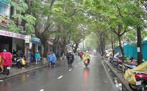 Thời tiết ngày 20/8: Mưa dông giảm dần trên cả nước