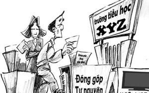 Thanh tra Bộ GD&ĐT phát hiện hàng loạt trường lạm thu