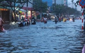 Thời tiết ngày 19/9: Xuất hiện lũ và triều cường tại Nam Bộ
