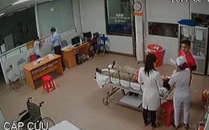 Chỉ xử phạt hành chính vụ hành hung nữ bác sĩ tại Nghệ An