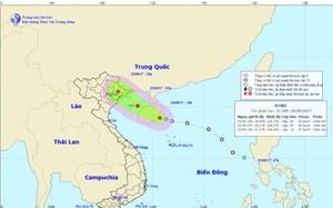Hà Nội có mưa do áp thấp nhiệt đới