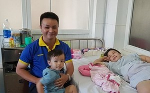 Nghệ An: Chồng đỡ đẻ cho vợ ngay trên xe taxi