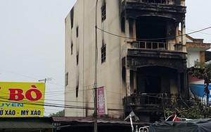 Vụ cháy ở Xuân Mai: CSGT kể lại giây phú sinh tử khi cứu 2 bé gái