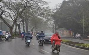 Thời tiết ngày 16/10: Bắc Bộ vừa mưa vừa lạnh