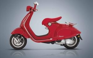 Piaggio trình làng siêu phẩm Vespa 946 RED với mức giá hơn 400 triệu