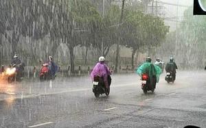 Thời tiết ngày 18/10: Tây Nguyên và Nam Bộ có mưa lớn gây ngập úng