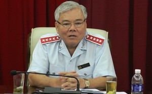 Ông Phan Văn Sáu xin thôi chức Tổng Thanh tra Chính phủ