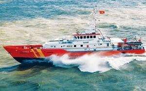 Vẫn chưa tìm thấy 3 thuyền viên bị rơi xuống biển ngoài khơi Bạch Long Vĩ