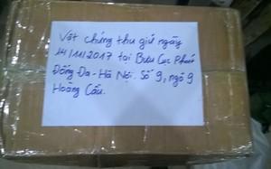Tang vật thu được. Ảnh: Vietnamnet