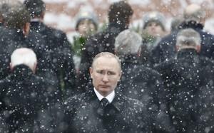 Tổng thống Nga Putin được kỳ vọng sẽ tái đắc cử nhiệm kỳ thứ 4 vào năm sau