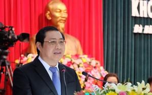 Ông Huỳnh Đức Thơ-Chủ tịch UBND TP Đà Nẵng