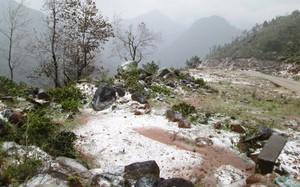 Nhiệt độ tại các khu vực miền núi Đông Bắc Bộ có thể xuống dưới 8 Độ C