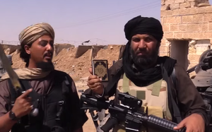 Lực lượng IS được trang bị bởi vũ khí Mỹ