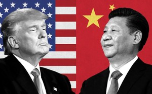 Tổng thống Mỹ Donld Trump và Chủ tịch Trung Quốc Tập Cận Bình