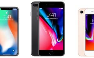 Những tính năng chỉ có trên iPhone X mà iPhone 8 không có