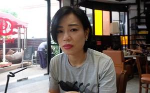 Chị Hồng Nhung - vợ danh hài Xuân Bắc