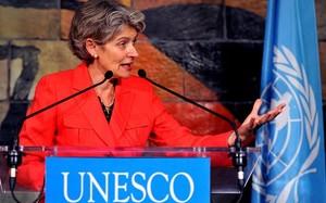Tổng giám đốc của UNESCO, Irina Bokova