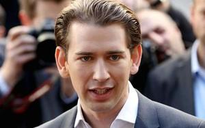 Ông Sebastian Kurz, Ngoại trưởng Áo, Chủ tịch Đảng Nhân dân Áo