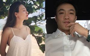 Cường Đô La và bạn gái tin đồn Đàm Thu Trang