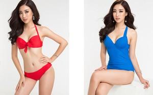 Hoa hậu Đỗ Mỹ Linh 'lột xác' đầy quyến rũ với bikini