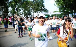 """Ca sĩ Mỹ Linh là Đại sứ của chương trình """"Chạy vì trái tim 2017"""""""